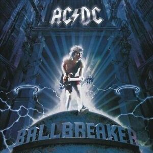 NEW Ballbreaker [4/14] by Ac Dc (Vinyl)