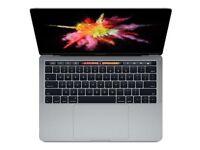 MacBook Pro 13 inch TouchBar 2018 Space Grey