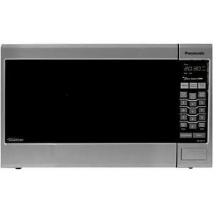 SELECTION OF PANASONIC MICROWAVES STAINLESS STEEL!---SALE EXTENDED!