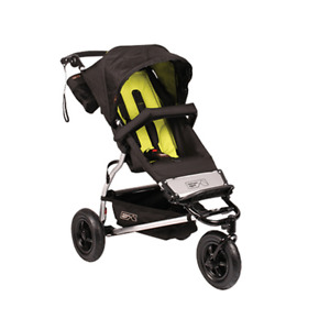 Mountain buggy stroller like new