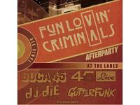 Fun Lovin' Criminals After Party with DJ Die and Boca 45