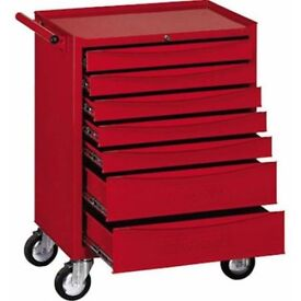 Teng 7 drawer base roller cab tool box