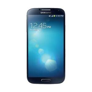 SAMSUNG GALAXY S4 I337 16GB UNLOCKED ANDROID SMARTPHONE-BLK