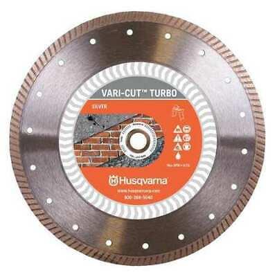 Husqvarna Vari-cut Turbo 6 Diamond Saw Bladewetdry Cutting Type