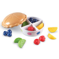 NEW: Learning Resources Bright Bites Color Fun Fruit Pie