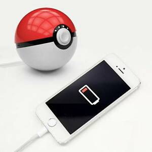 Pokemon Go Pokeball 12000mAh Battery Power bank