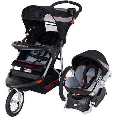 Stroller and carseat combo All in one