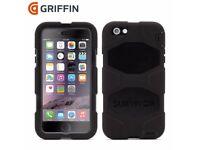 Griffin Survivor All-Terrain Case for Apple iPhone 6 Plus/6s Plus Black