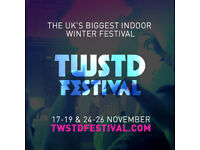 TWSTED Festival Presents Lethal Bizzle, DJ EZ, Sigma, Riton, Kissy Sell Out