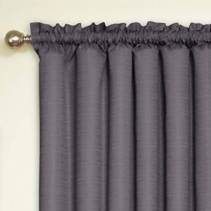 2x 42*63 length curtain panels & clips