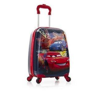 Disney Pixar Cars Heys Rolling Luggage Case