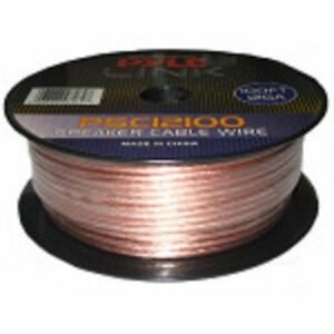 SPEAKER CABLE 18 AWG SPEAKER WIRE 50 FEET TO 1000FT