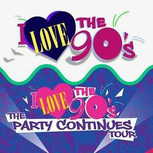 I Love the 90's The Party Continues Tour (2 Tickets)