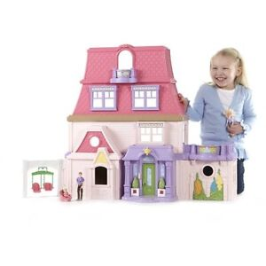 Wanted - Fisher Price Loving Family Doll house and accessories