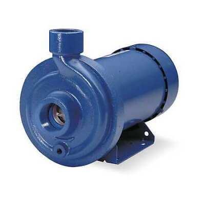 Goulds Water Technology 1mc1c1e0 Cast Iron 12 Hp Centrifugal Pump 115230v