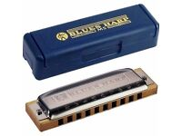 Blues Harp MS in A (Hohner)