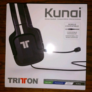 Tritton Kunai Universal Stereo Gaming Headset