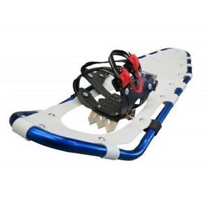 Backwoods Pro snowshoes size 30 with case instock on sale