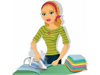 Iron force is a Belfast based ironing service. Take the heat out of your day!