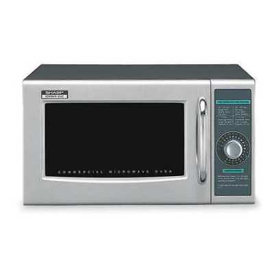 Sh P R21lcfs Stainless Steel Commercial Professional Microwave Oven 0.95 Cu Ft