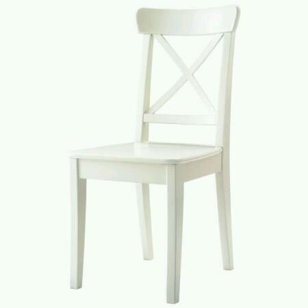4 ikea dining chairs for sale in sheffield south
