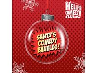Santa's Comedy Baubles