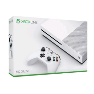 Xbox one s sealed for sale