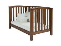 Mamas and Papas Cot Bed including mattress
