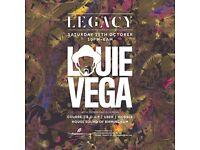 Legacy Presents Louie Vega