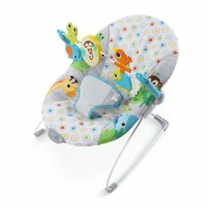 NEUVE - CHAISE VIBRANTE BRIGHT STARTS  - MONKEY BUSINESS