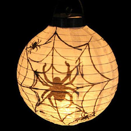 Spider Hanging Lantern