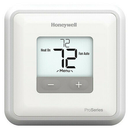 Honeywell Home Th1010d2000 Line Voltage Thermostat, 37 Degrees  To 102 Degrees