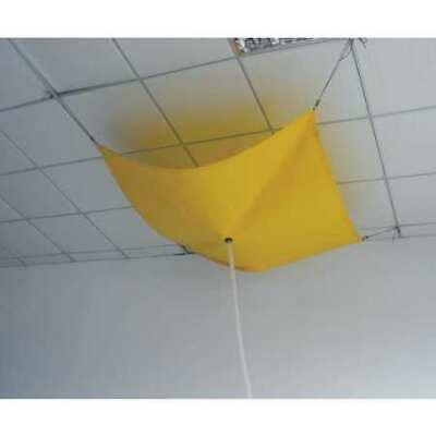 Zoro Select 42x293 Roof Leak Diverter 2-12 Ft. Yellow