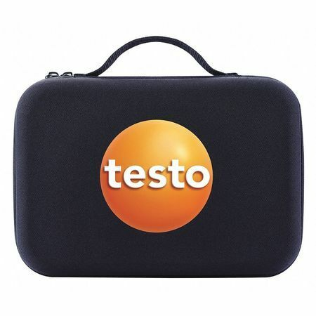 "Testo 0516 0260 Carrying Case,10-39/34"" L,Black"