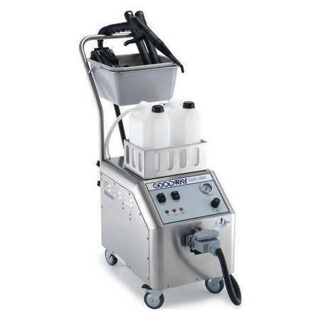GOODWAY GVC-1502 Commercial Steam Cleaner,1 Phase,115VAC