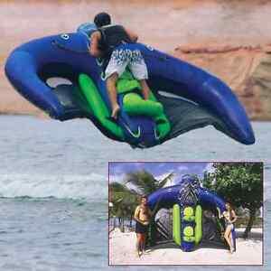 Manta Ray Flying tube or Wego Kite Tube