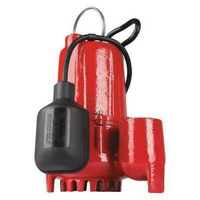 Red Lion Rl-sc33t Sump Pump13 Hpcast Irontethered
