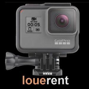 LOUER: GoPro - Canon - Olympus Tough - Osmo - Ricoh Theta