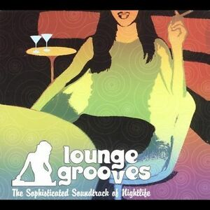 Lounge Grooves - Various Artists *** BRAND NEW 2 CD SET ***