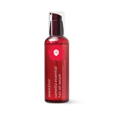 Innisfree Camellia Essential Hair Oil Serum 100ml