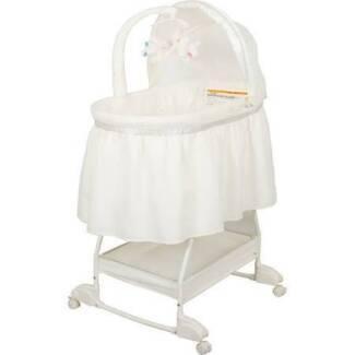 safe n sound car seat, bassinet, monitor, high chair, slide, toys