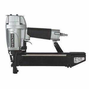 HITACHI 7/16-in Standard Crown Pneumatic Stapler (N5008AC2)