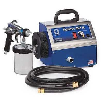 Graco 17n263 Hvlp Paint Sprayer4 Stages1 Qt. Tank