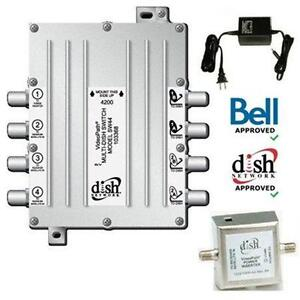 NEW Bell SW44 switch for bell HD receiver