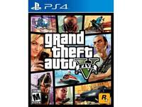 Gta5 grand theft auto ps4