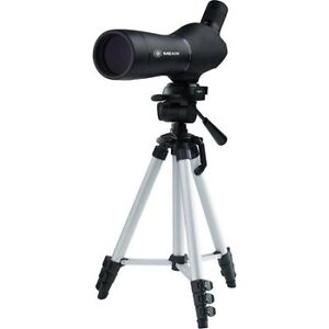 NEW Meade spotting scope with tripod and metal box 20-60x60mm
