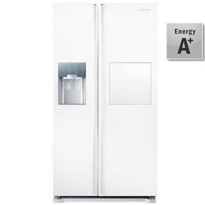 Side by side gefriergerate kuhlschranke ebay for Samsung einbaukühlschrank
