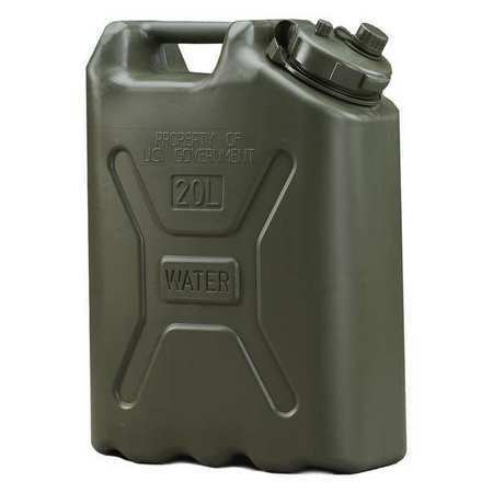 Scepter 06664 Military Water Canister, 5-Gal, Green