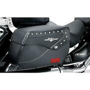 Suzuki C50 Saddlebags