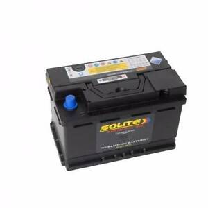 SOLITE Car Battery CMF66L Campbellfield Hume Area Preview